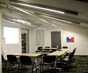 Grande salle à louer dans les locaux de Carré France, salle de réunion ou de conférence