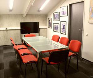 Salle de réunion à louer dans les locaux de Carré France à Moscou